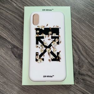 Off-White iPhone XR Case